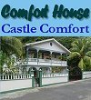 Comfort House, near 3 dive centres, SW Dominica - from US$85 per night