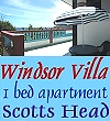 Scotts Head - 1 bed apartment from US$50 per night