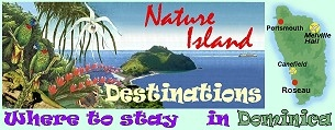 Nature Island Destinations - assisting visitors to Dominica since 1997